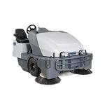 Zametacie stroje sedadlové - hydraulické vyklápanie